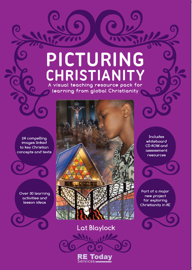 Picturing Christianity cover